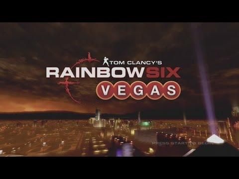 Rainbow Six: Vegas - Terrorist Hunt on LVU Campus