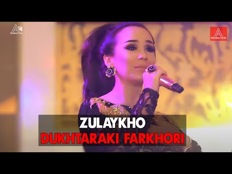 Zulaykho - Dukhtaraki Farkhori VIDEO Full HD 2018