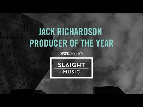 Jack Richardson Producer of the Year (Sponsored by Slaight Music) | Nominee Press Conference