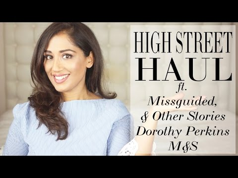 High Street Haul incl. Missguided, Dorothy Perkins, M&S... | Beauty Passionista