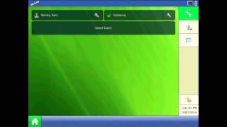 Erstellen einer Sicherung auf der Ag Leader® Integra/Versa Display