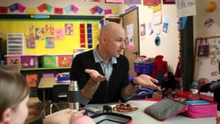 2012 Teaching Tolerance Award Winner Robert Sautter