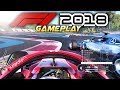 F1 2018 Exclusive Gameplay: Race at FRENCH GP! AGGRESSIVE AI! (F1 2018 Game Ferrari)