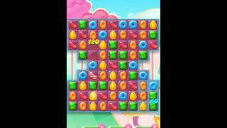 Candy Crush Jelly Saga Level 14 New No Boosters