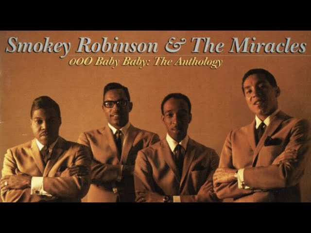 Smokey Robinson & The Miracles - Ooh Baby Baby