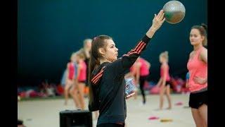 Моя Тренировка по гимнастике ) + Встреча с Яной Кудрявцевой !!!