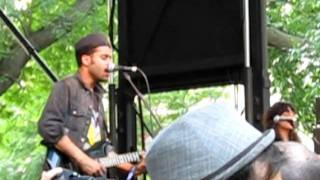 Twin Shadow - Tyrant Destroyed - Live at 2011 Pitchfork Music Festival