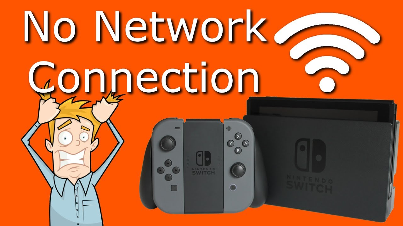 Nintendo Switch Not Connecting to Network - A Simple Solution