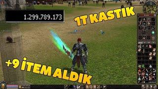 1T300M PARA KASTIK/+9 İTEMLER ALDIK/HEM TİCARET/HEM FARM/METİN2-TR(AVRASYA)