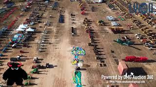 Video still for Alex Lyon & Son Equipment Sale in Kissimmee, Fla. Feb. 2018