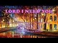 Lord I Need You - Chris Tomlin - Live - Passion 2016 (with Lyrics)