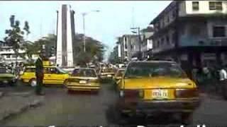 "A ride Through Liberia's Capital City ""Monrovia"" thumbnail"