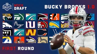 FULL First Round Mock Draft: Post Super Bowl & Goff Trade
