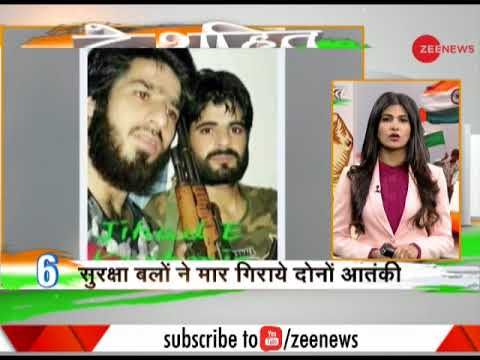 Deshhit: Karan Nagar camp attack encounter ends, 2 terrorists killed