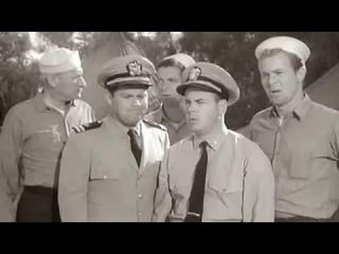 McHale's Navy S04E13 Blitzkrieg at McHale's Beach