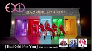 EXID「Bad Girl For You」SPOT(JAPAN 2nd Single) Video