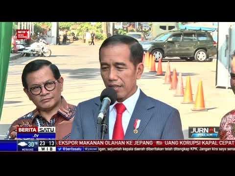 Tanggapan Presiden Jokowi Terkait Dukungan TGB