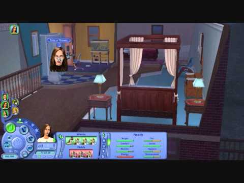 Lets Play The Sims 2 Seasons Part 21: I Am Getting Sick Of It!