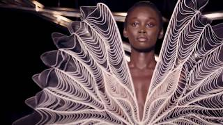 Studio Drift IN 20 STEPS Iris Van Herpen at Paris Fashion Week 2018
