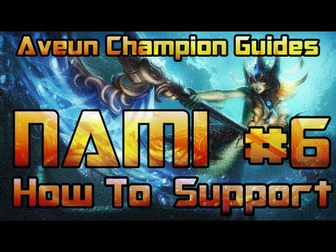 How To Play Nami Support
