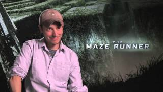 Has Maze Runner Director Wes Ball Read All The Books In The Series?