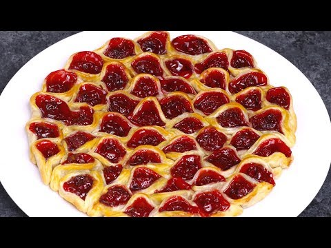 Cherry Pie Pull Apart (2 Ingredient)