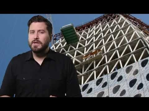 Parametric Architecture: What Product Designers can learn from Complex Building Projects