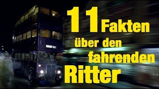 11 FAKTEN über den fahrenden RITTER
