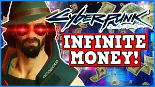 How To Break Cyberpunk 2077 And Get INFINITE MONEY Glitch- Perfectly Balanced Game With No Exploits