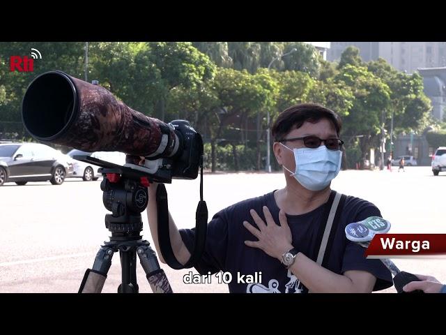 Geladi Kotor HUT ROC Angkatan Udara   RTI Siaran Indonesia