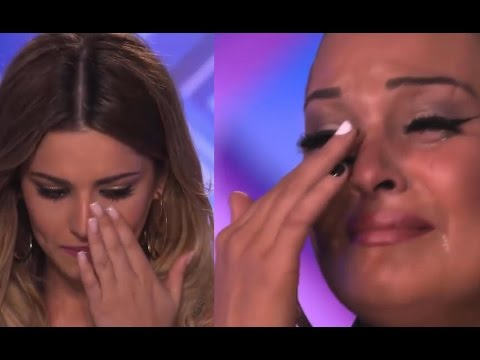 TOP 7 Try NOT To Cry EMOTIONAL AUDITIONS!