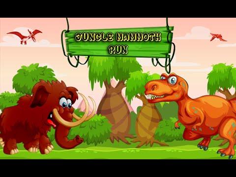 Jungle Mammoth Run for PC- Free download in Windows 7/8/10