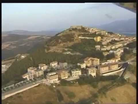 Lucania: documentario Valle dell'Agri