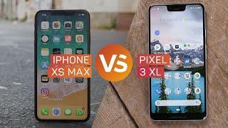 Pixel 3 XL vs iPhone XS Max Cul es mejor celular
