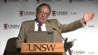 UNSW Law Justice Talks: Humanist Science as a Vocation by Prof Martin Krygier