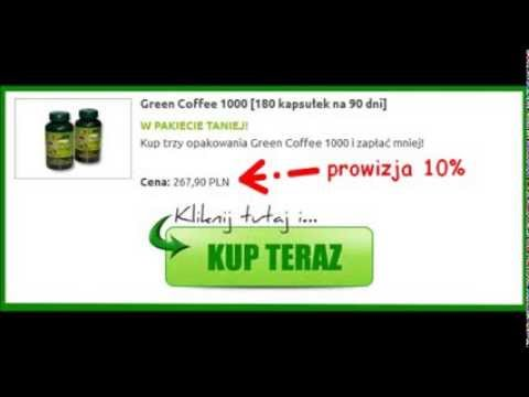 Program Partnerski Leptin Green Coffee 1000