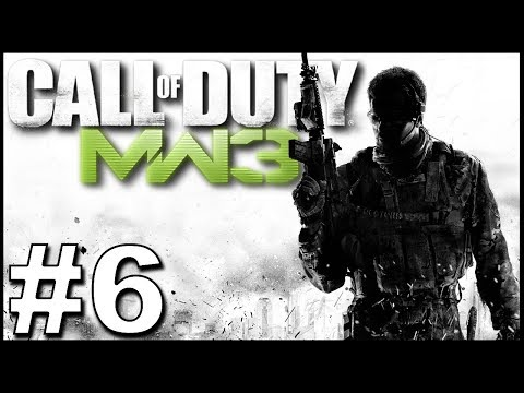 Call of Duty: Modern Warfare 3 | Part 6 | Stronghold, Scorched Earth