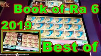 Book of Ra 6 Novoline - VOLLBILD & FETTE SERIEN | ENZ Best of 2019
