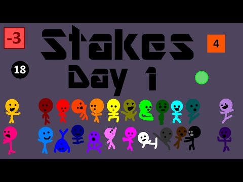 Stakes Day 1