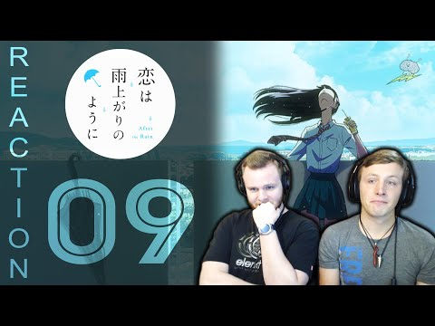 SOS Bros React - After The Rain Episode 9 - Fights, Festivals And Friendships