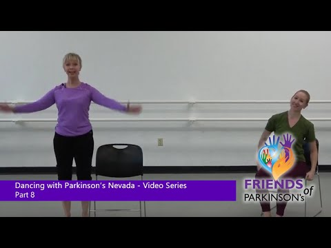 Part 8: Dancing with Parkinsons NV Video Series