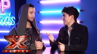 The X Factor Backstage with TalkTalk TV | Ep 29 | Mason Noise reveals all!