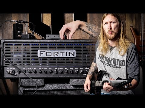 Fortin Satan - THE AMP THAT STARTED IT ALL