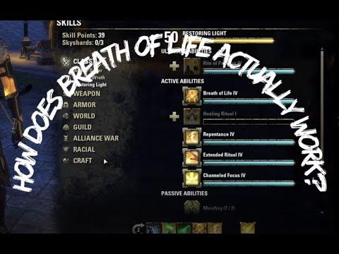 Breath Of Life Templar Eso