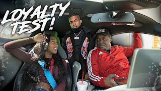 I Talked BAD About DDG To My Little Sister TEETEE To See If She'll Tell Him . . | Loyalty Test