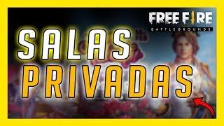 DÍA DEL AMOR! EN  FREE FIRE - SALAS PRIVADAS FIESTAS Y MÁS