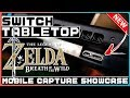 Switch Tabletop Capture ZELDA BOTW NEW Direct Capture Showcase mp3