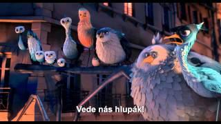 Pírkovo dobrodružství / Yellowbird / Gus, petit oiseau, grand voyage