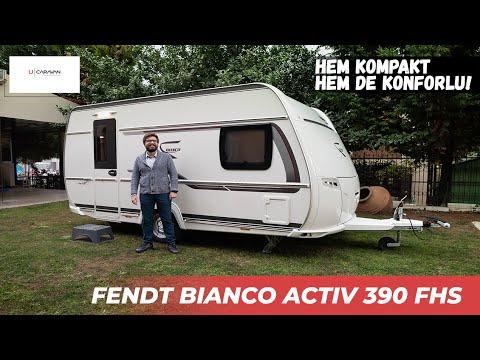 Fendt Bianco Activ 390 FHS | U CARAVAN | KARAVAN TANITIMI