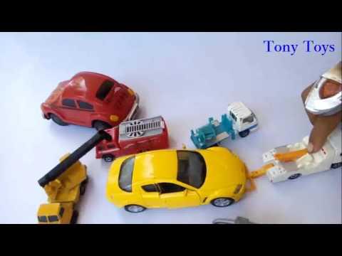 Toys Kids Toy Car Toy Casr Car Toys Car Crushing Machine